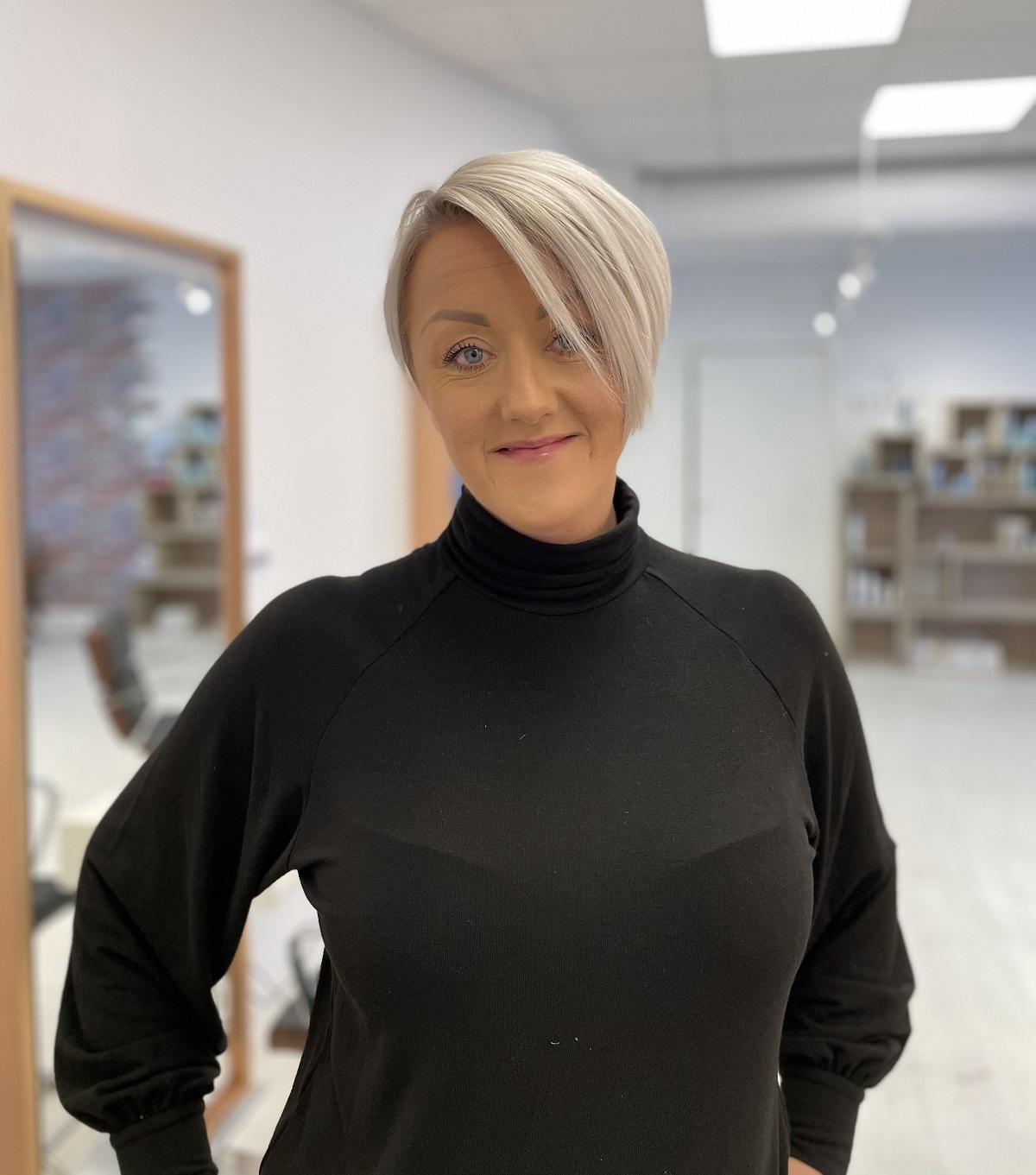 Anna Eriksson-Tjärnlund, Frisör
