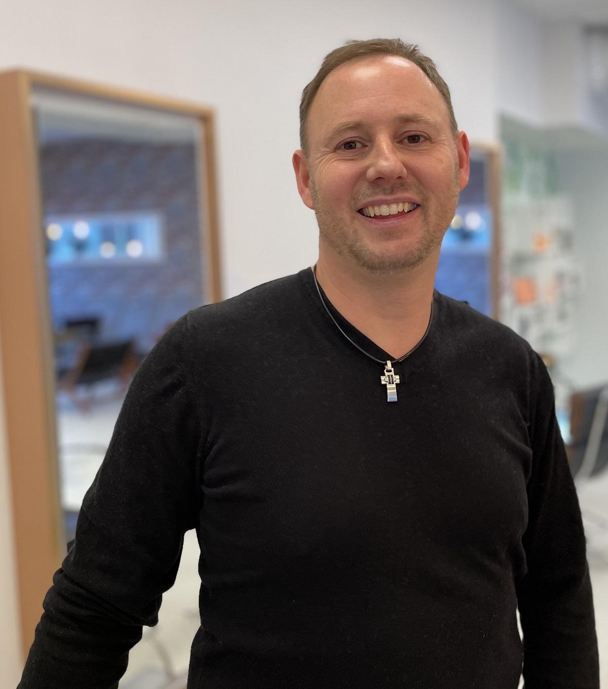 Jonas Wixner, Frisör/Barberare